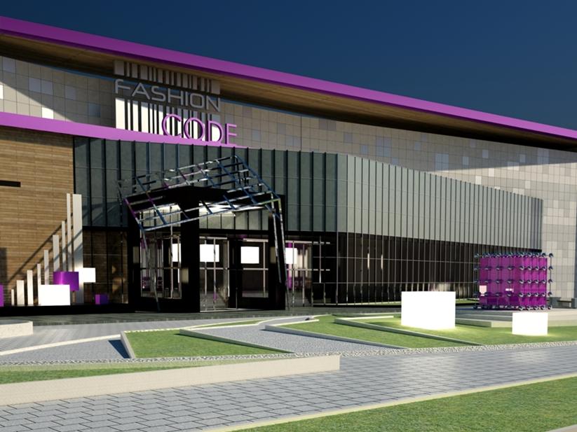 Персональный сайт Дипломный проект Торговые комплексы являясь по определению крупными объектами активно формируют городское пространство и поэтому их проектирование включает в себя